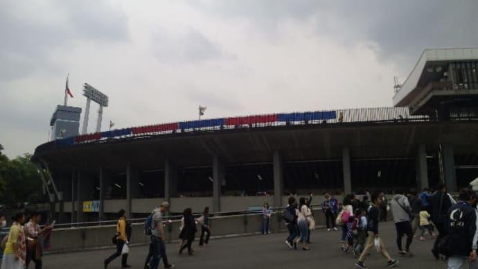 FC東京×名古屋@国立