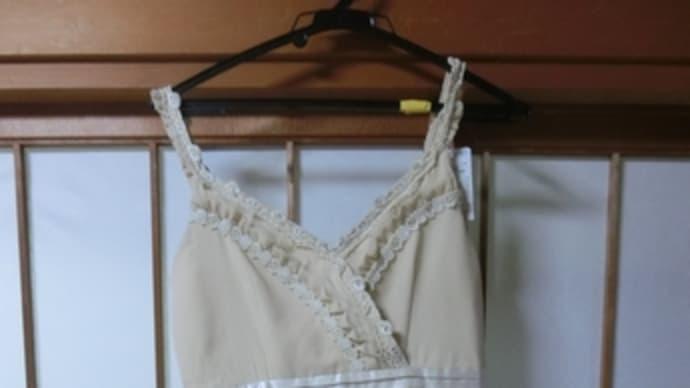 axes femmeのドレスを買ったよ(木更津アウトレット)