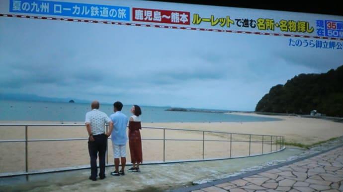 太川蛭子旅バラを観ながら一杯③📷街角ぶらり旅