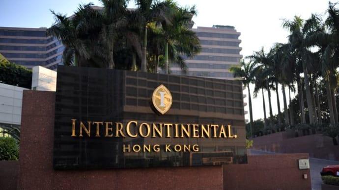 インターコンチネンタル香港*エグゼクティブスイート1722