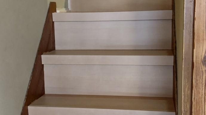 階段のリフォーム