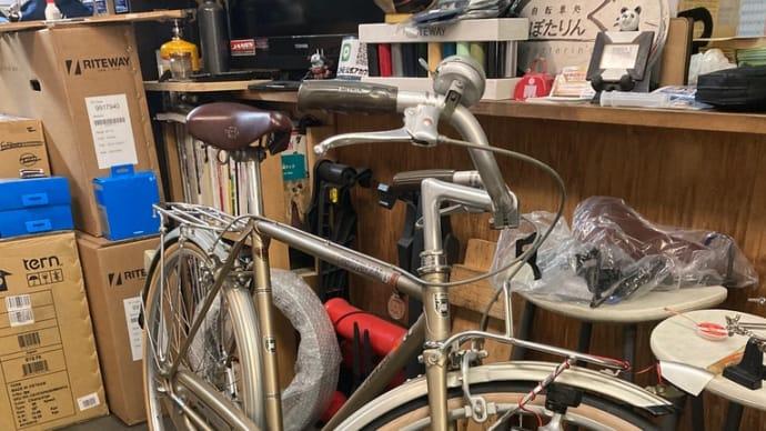 温故知新 いい自転車は乗り継がれて欲しいもんです