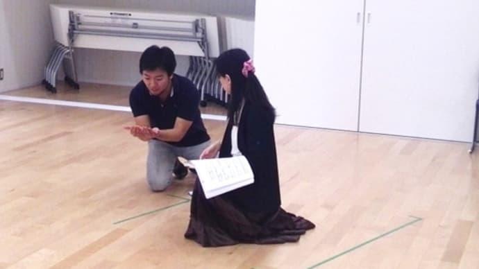 中川美和「ルチア」出演のお知らせ~アンダンテ企画より