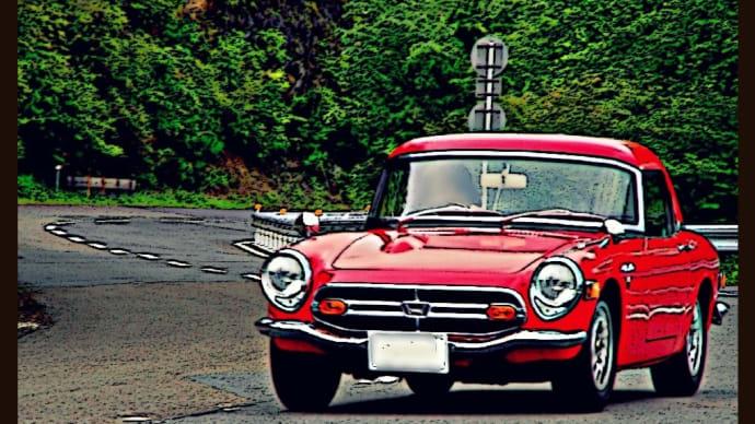 ピンキーとキラーズが流行っていた頃の車