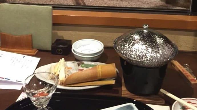 嵐山の高級旅館で食べるおばんざいディナー
