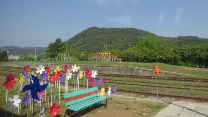 韓国旅おすすめの場所(15)南原남원 鉄道の旅