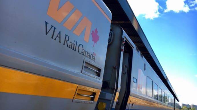 カナダ国鉄VIAの旅