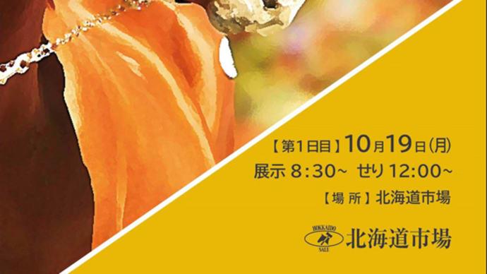 【オータムセール2020(Autumn Sale、1歳)】~総合結果概要(最高額馬写真・動画など)
