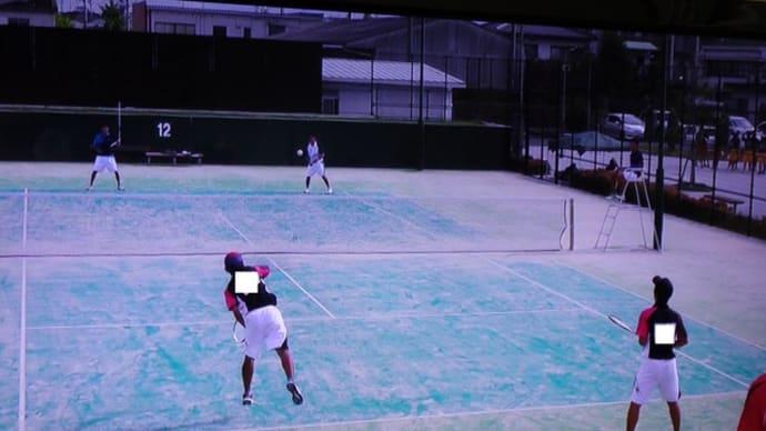 高校ソフトテニス秋季地区大会(支部戦)団体戦