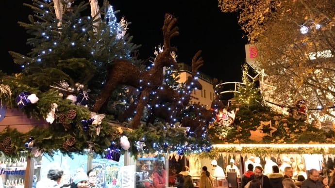 見応えたっぷり!クリスマスマーケット@シュトゥットガルト