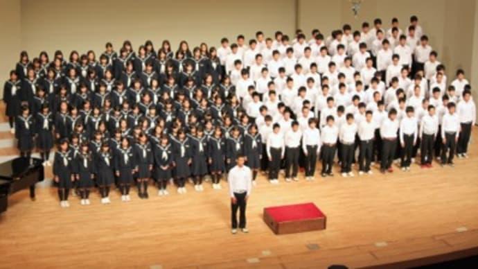 田辺中 合唱コンクール 2014