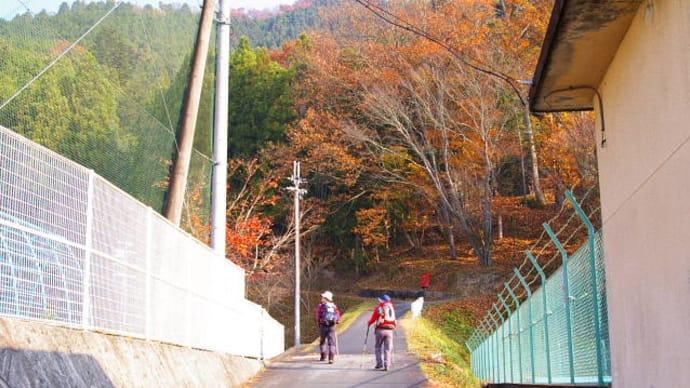 戸倉山(581m)~最上山