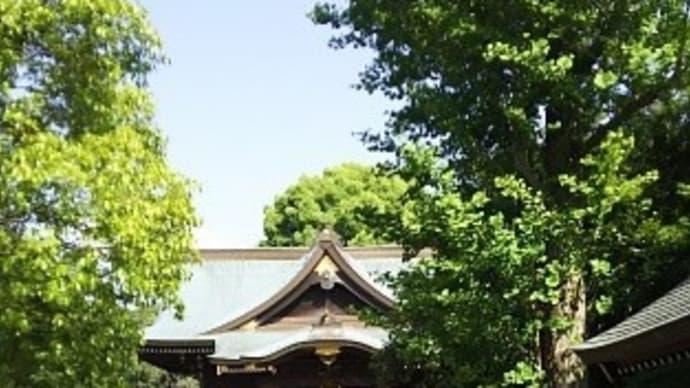 草刈村大宮台の地に坐す「大宮神社」