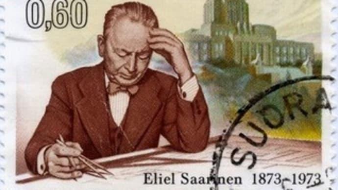 フィンランドの「建築・デザイン」をテーマにした切手 その4