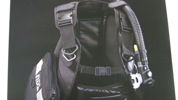 NDS.FタイプBCジャケットはDタイプのポケットも取付可能です