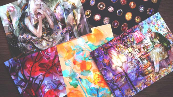 アートカードコレクション / 006-010