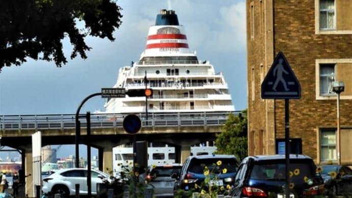2021・7・30 なんとなく港を眺める