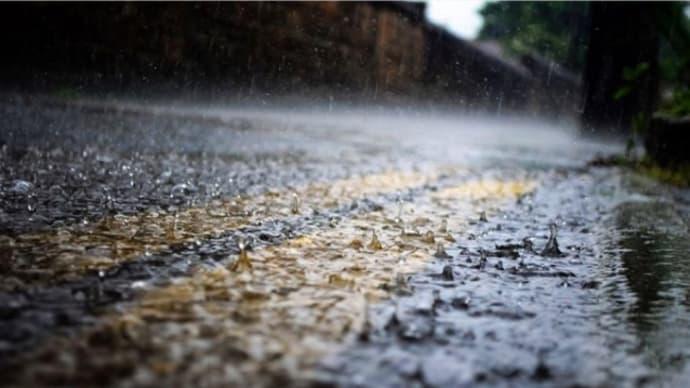 昨日の大雨に関する道路情報等