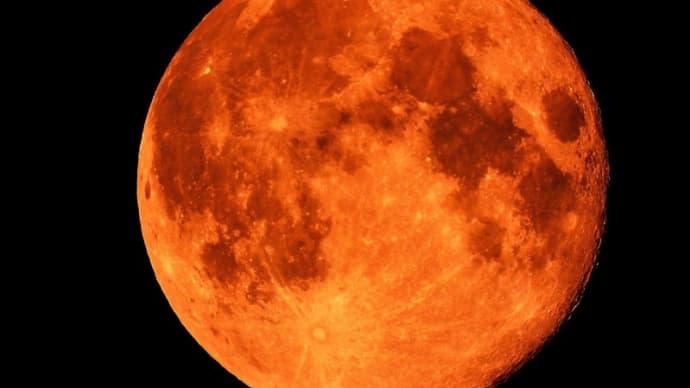 🐉🌈【令和】初の〖満月〗光景❢❢