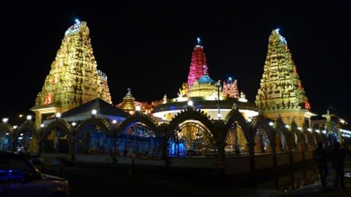 i-ctyの隣のインド寺院の隣のMURNI