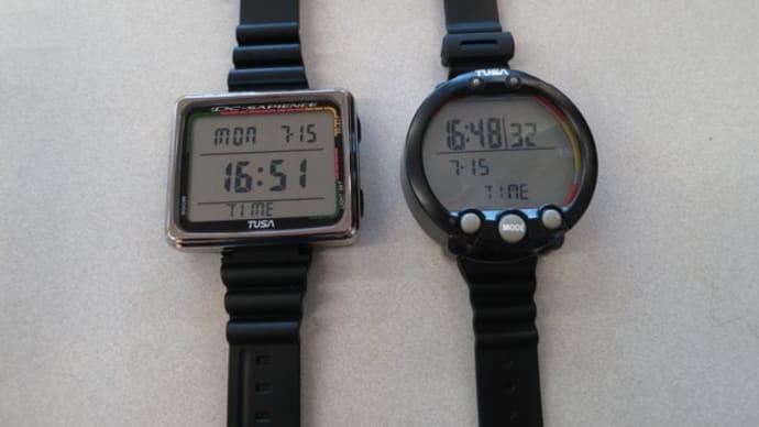 老眼にもおすすめTUSA.IQ700とIQ800のサイズ比較