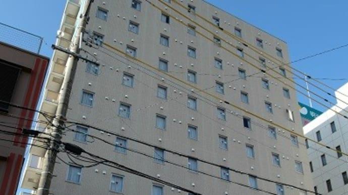 三重への旅 ちょっと不信感が残ったホテル