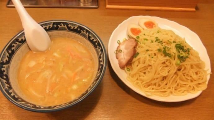 平成26年5月7日の食事(小田原でつけ麺)