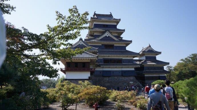 長野と富山訪問(前編)