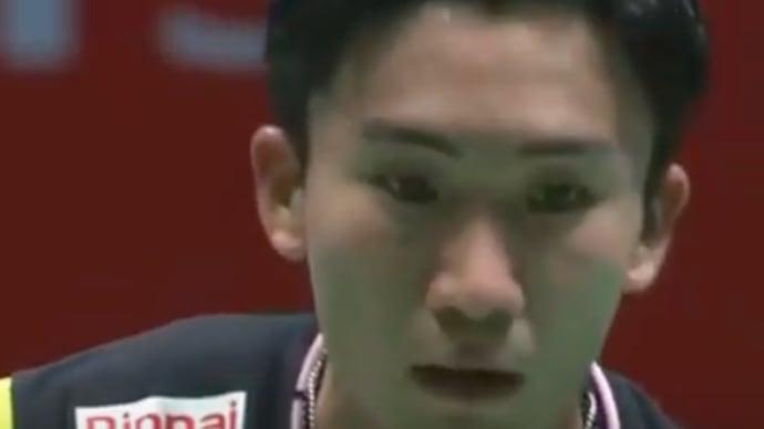 バドミントン桃田賢斗選手から学ぶ。「雨降って地固まる」
