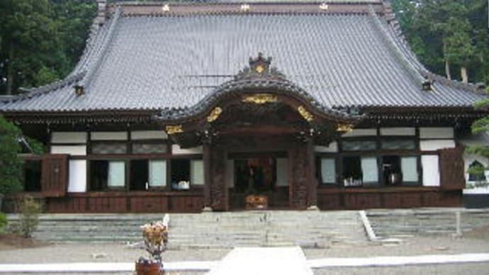 長野県頼岳寺 萬燈供養と叢林生活