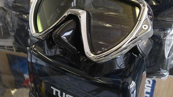 TUSAの新製品 M‐19SQB ヴィジオ プロ 一眼マスク