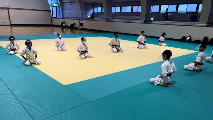 2021.3.26(金)広島市安佐南区伴 空手道 少年部クラス