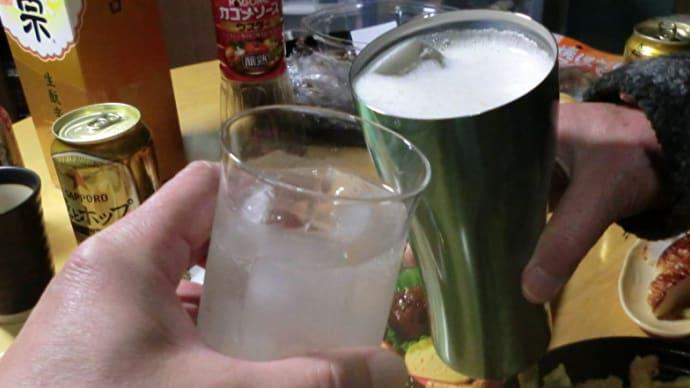 家飲み!家族に乾杯📷街角ぶらり旅03-14