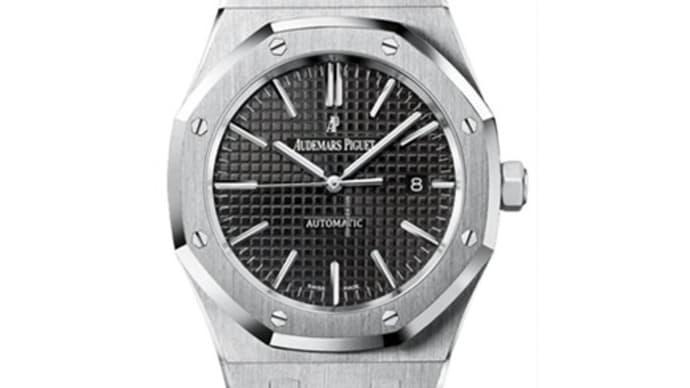 日本人が一番好きな5選の オーデマ ピゲ ロイヤルオーク腕時計
