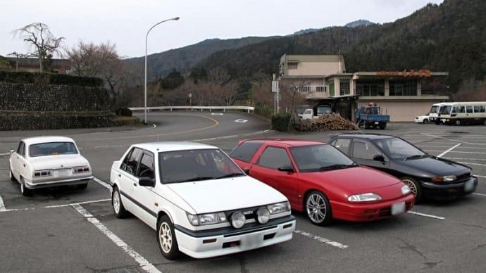 いすゞ車の集まり