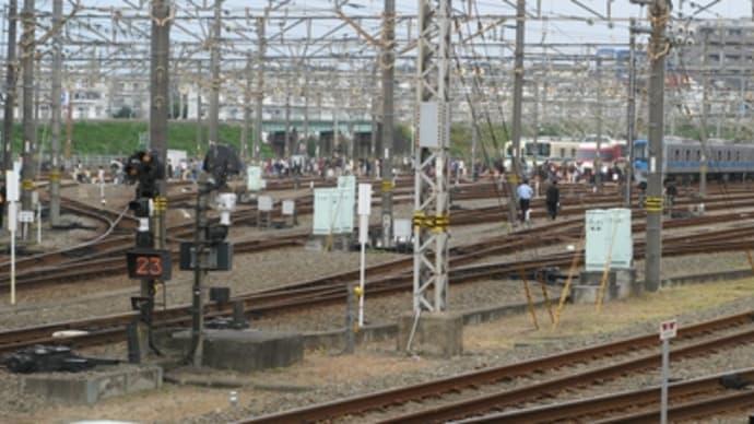 08年小田急ファミリー鉄道展に行ったよ