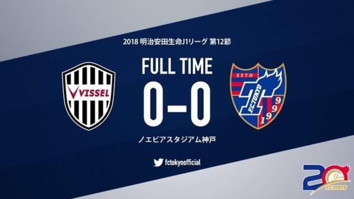 神戸×FC東京【J1リーグ】
