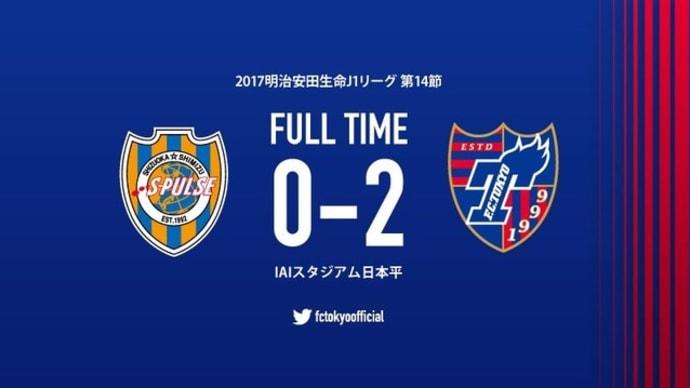 清水×FC東京【J1リーグ】