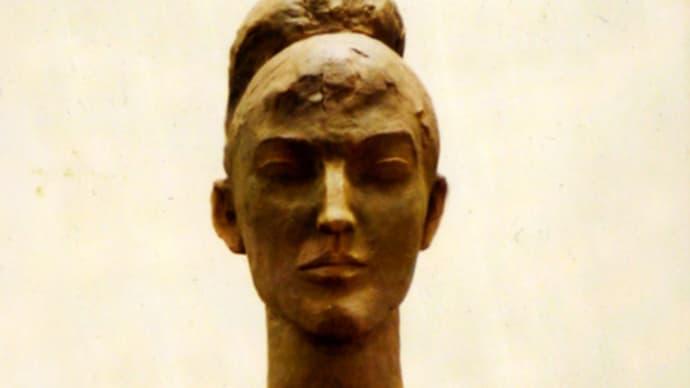 【彫刻家】大河原隆則「グレコのように」テラコッタ