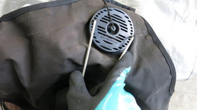 BCのトラブル修理事例とホースプロテクターのグリスアップ