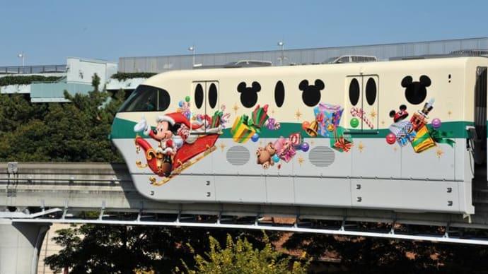 ディズニー・クリスマス・ライナー♪