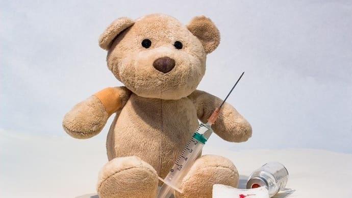 新型コロナ ワクチン接種 第1回目が終わりました!