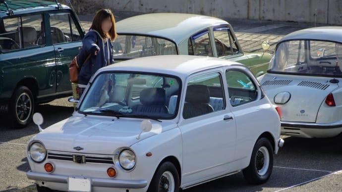 綺麗な白いR-2