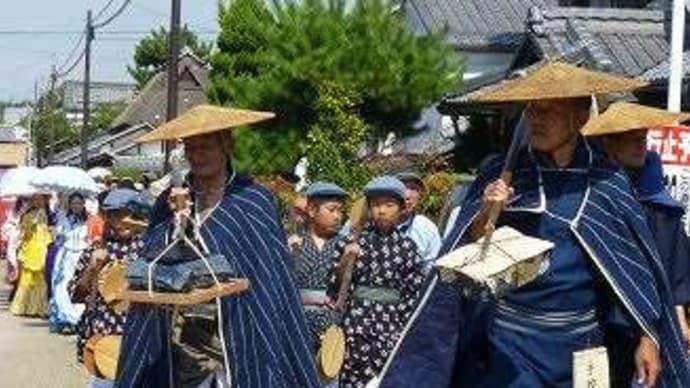 9/29 東近江市五個荘金堂地区一帯で開催「ぶらっと五個荘まちあるき」