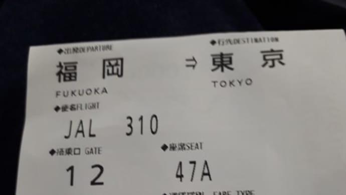 東京に行きました①