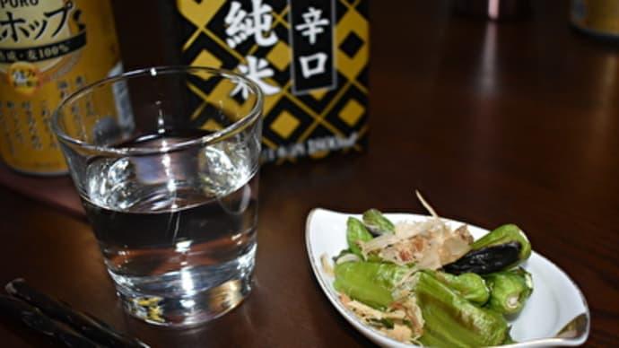 野菜を使った和風の酒の肴【ぶらり旅ーおうち居酒屋ーいい酒いい肴】