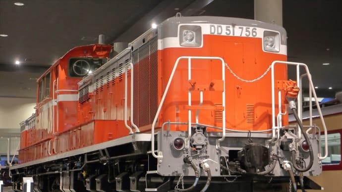 19/11/16 京都鉄道博物館 写真集1 電気機関車 ディーゼル機関車編1