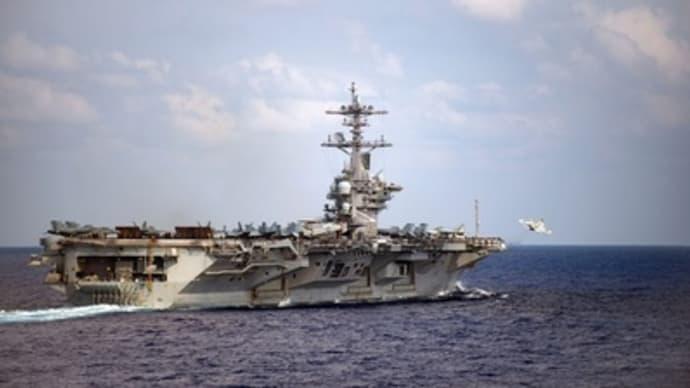 感染者続出の米空母艦長を解任SOSメールを部外者に送信