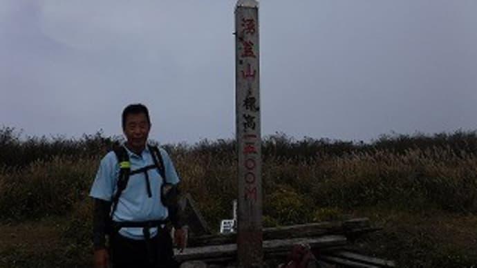 佐賀・長崎大雨復興のたび 一日目 涌蓋山(わいた)登山 島原へ