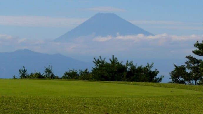 富士山冠雪も……